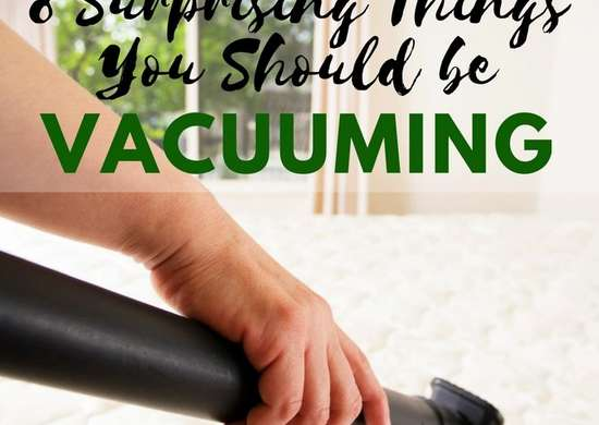 8 Surprising Things You Never Knew You Can Vacuum - Bob Vila