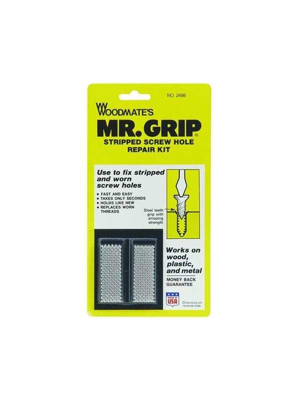 Mr. Grip Screw Hole Repair Kit
