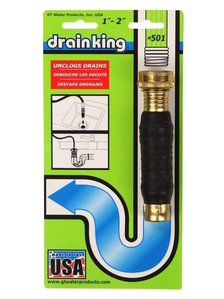 Drain king 3