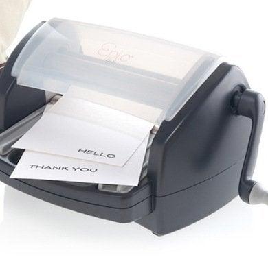 Letterpresskit