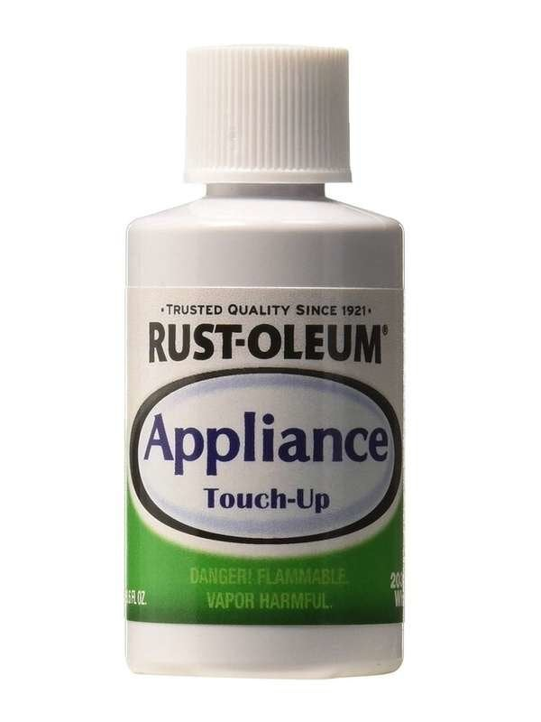 Best Appliance Touch Up Paint