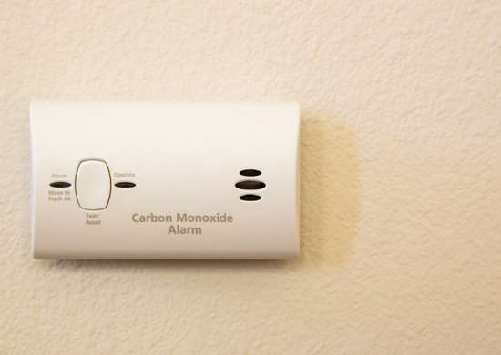 Carbon Monoxide In Basement