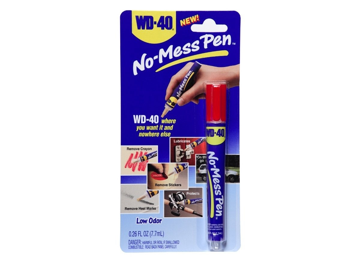Wd40 pen