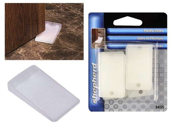 Wedge-It Plastic Shims