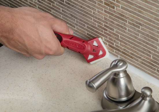 Create a Clean Caulk Line
