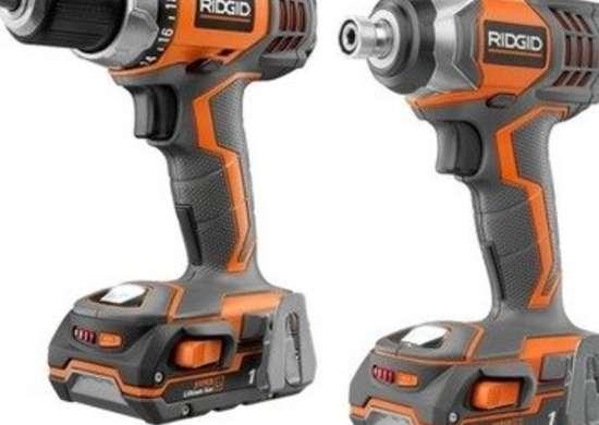 Ridgid Drill/Driver