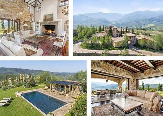 Tuscan-Inspired Home