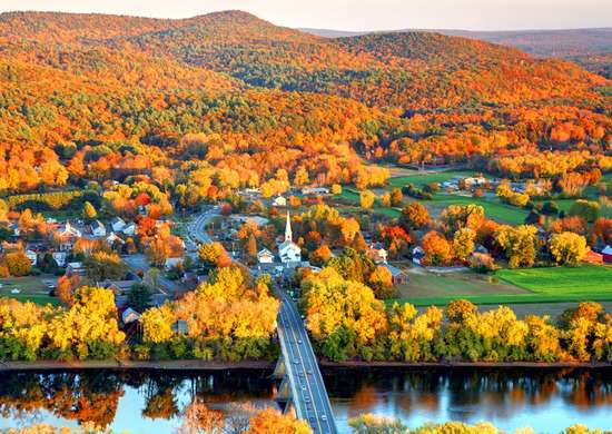 New England Leaf Peeping