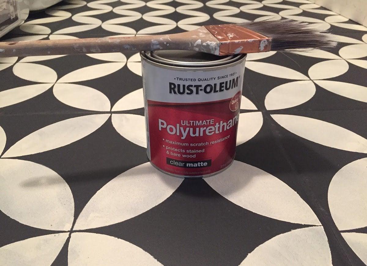 The Best Painted Tile Floors On The Internet Bob Vila