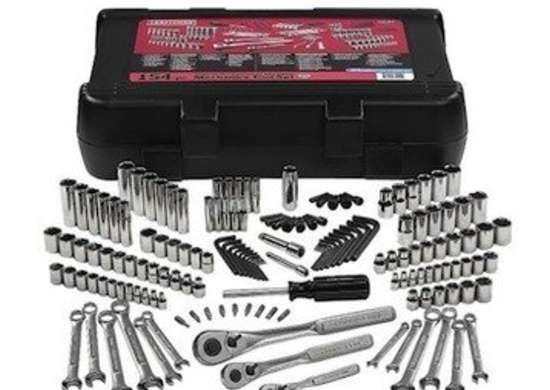 Craftsman 154piece mechanics tool kit