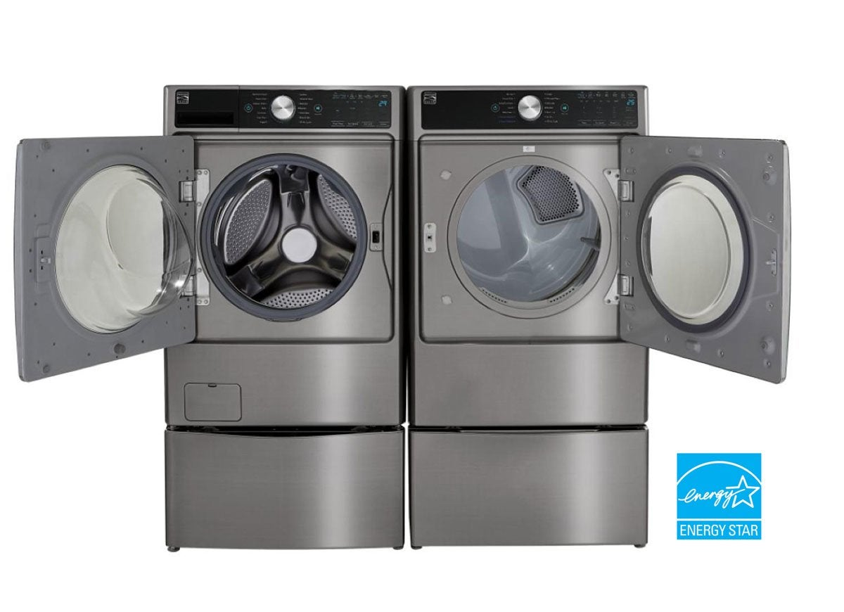 Laundry machine giveaway 1