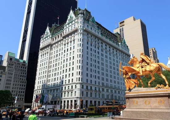 The Plaza in New York, New York