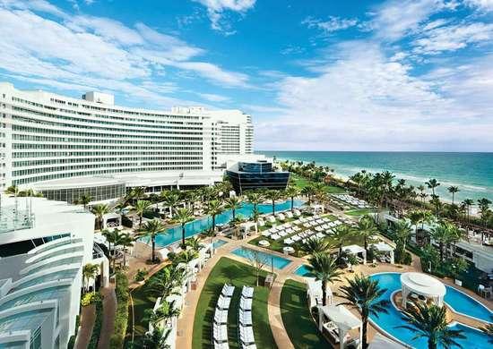 Fontainebleau Miami Beach in Miami, Florida