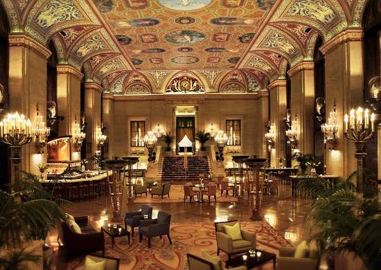 Palmer House in Chicago, Illinois