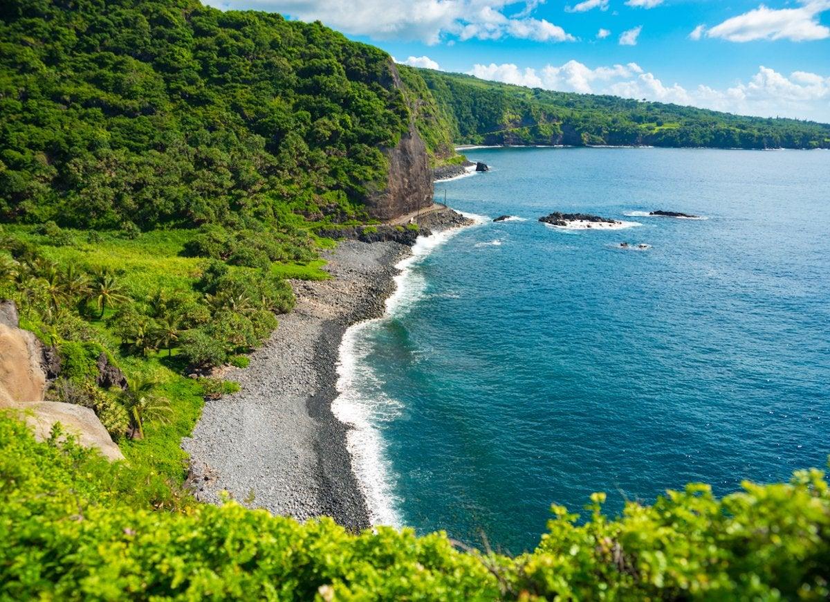 Maui beachfront