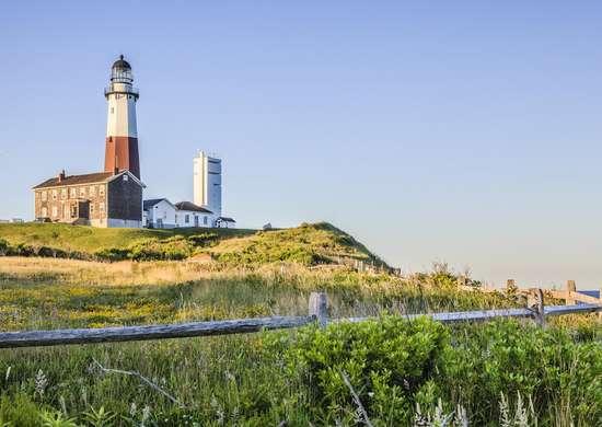 Montauk Lighthouse in New York