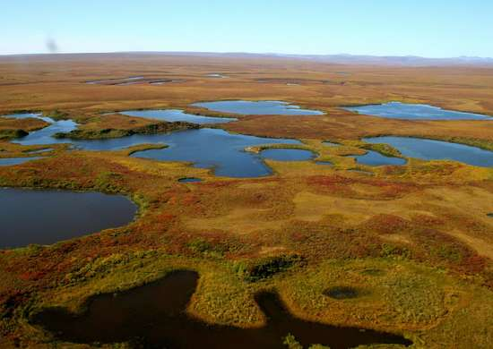 Bering Land Bridge National Preserve in Alaska