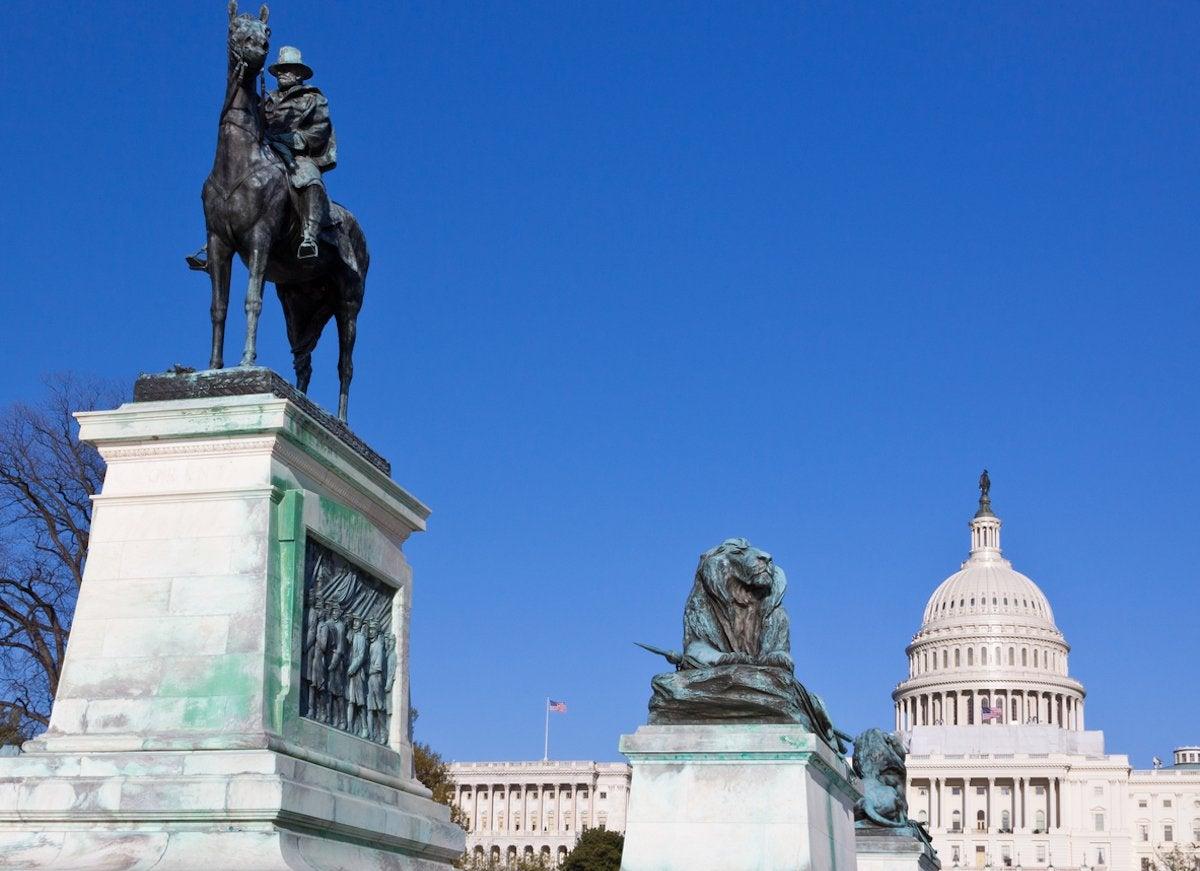 Ulysses s grant monument
