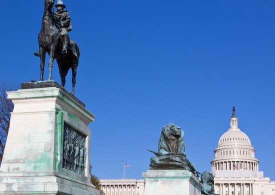 Ulysses S. Grant Memorial in Washington, D.C.