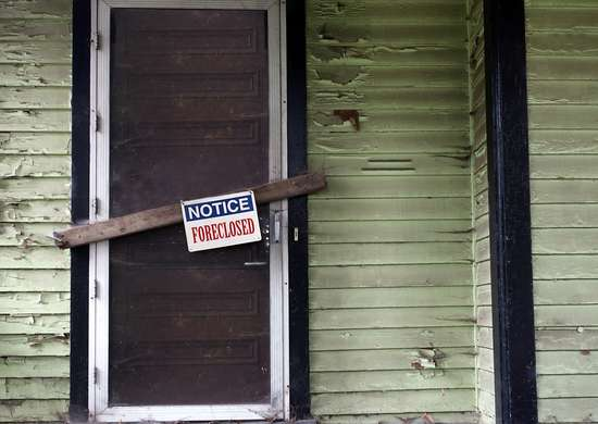 Removing Former Owner of Foreclosure