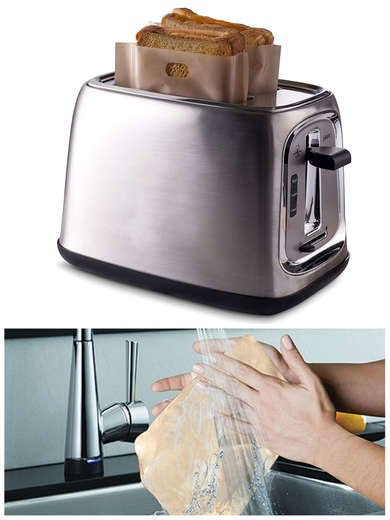 Toaster Sandwich Bags