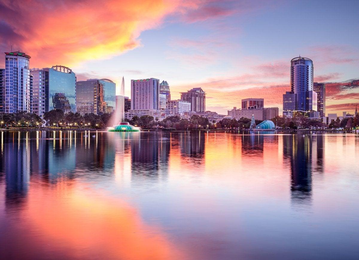 Orlando clean