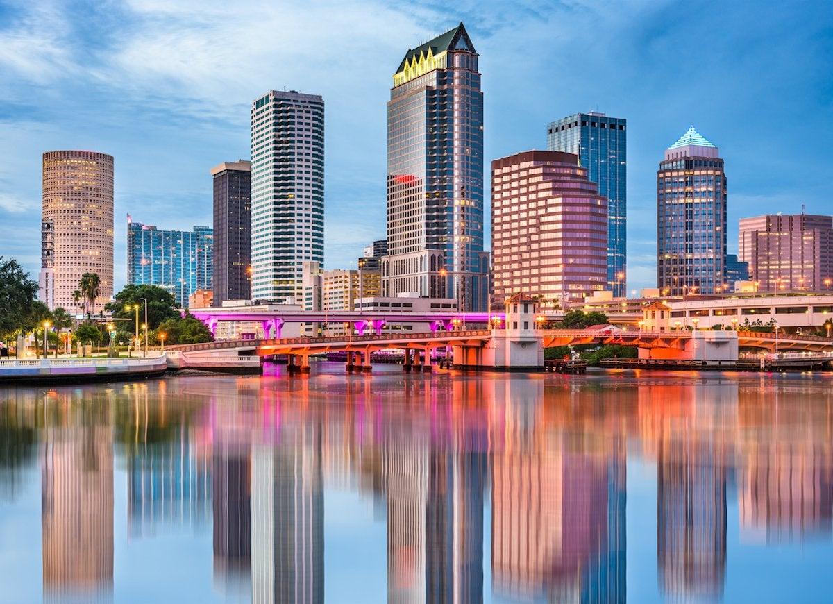 Tampa bay clean