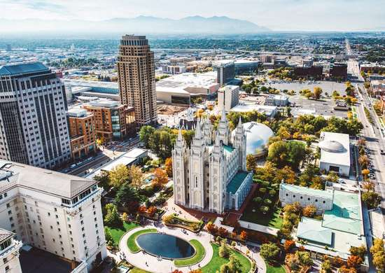 Salt Lake City Dirty