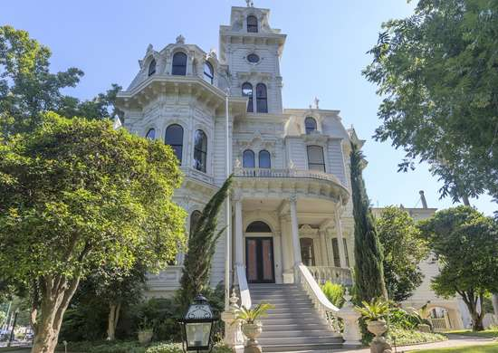 California Governor Mansion
