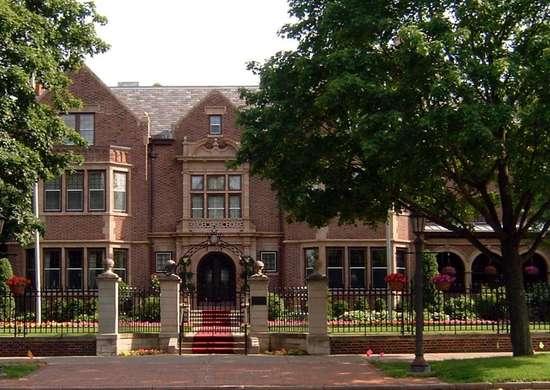 Minnesota Governor Residence