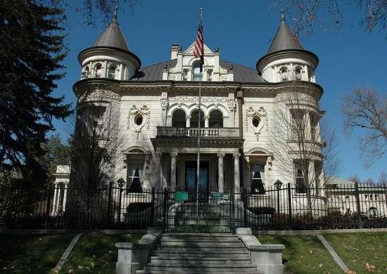 Utah Governor Mansion