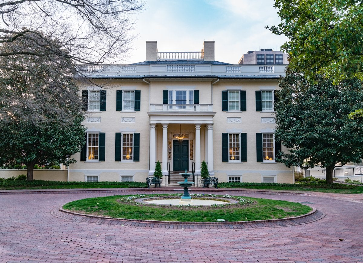 The Best Governor's Mansions in America