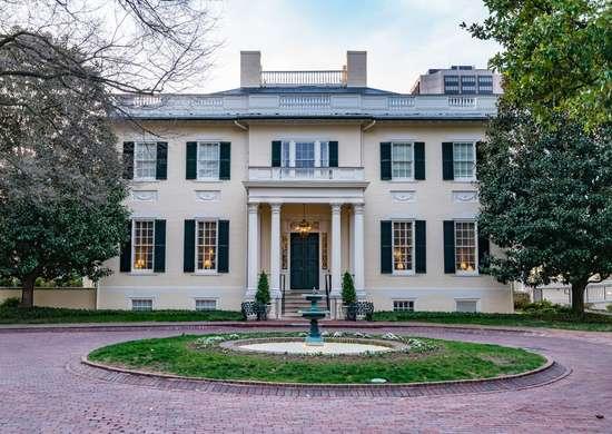 Virginia Governor Mansion