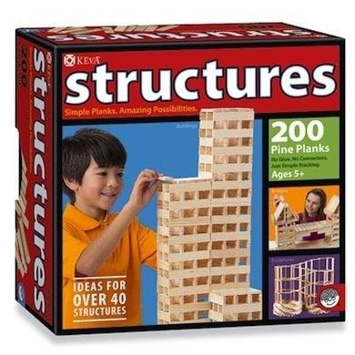Keva structures mindware