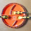 Construction Dinnerware