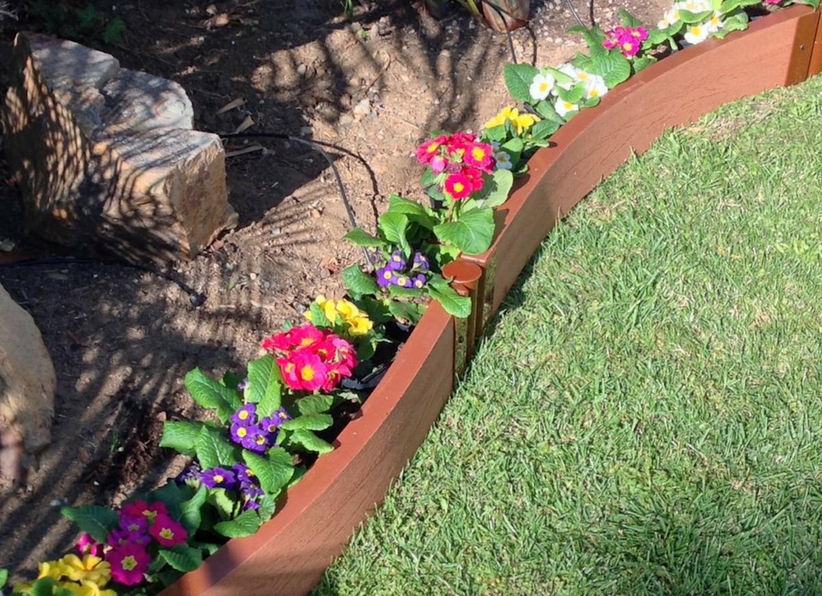 edging for garden beds