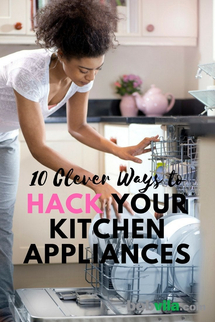 10 clever ways to hack your kitchen appliances