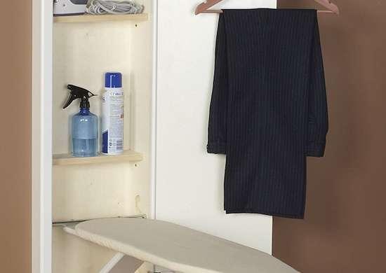 Drop Down Ironing Board