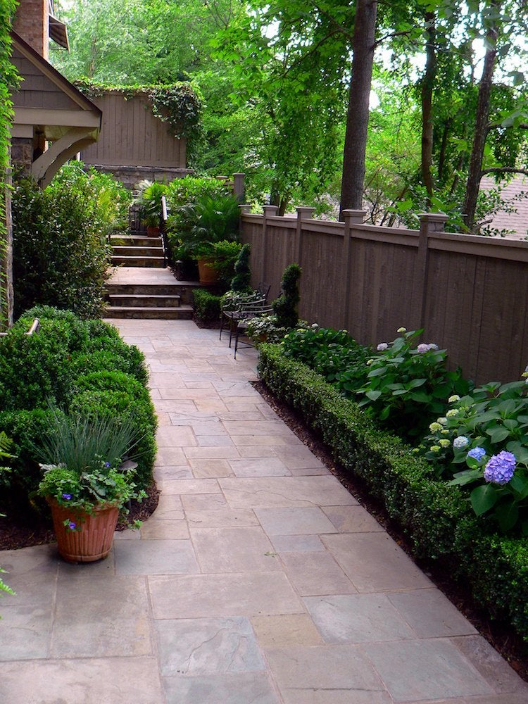Side Yard Ideas - 10 Design Inspirations to Copy - Bob Vila on Side Patio Ideas id=88738