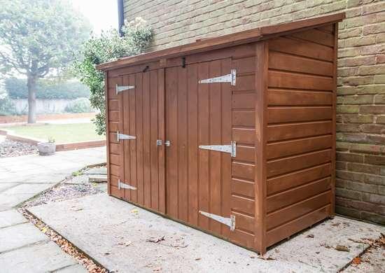 Build a Trash Enclosure