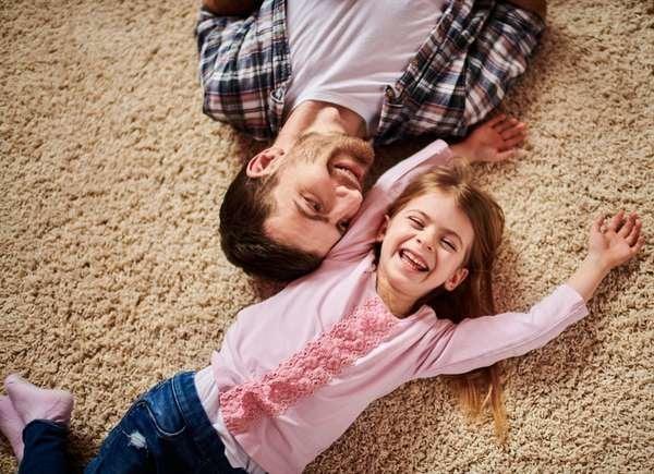 Skin Flakes In Carpet