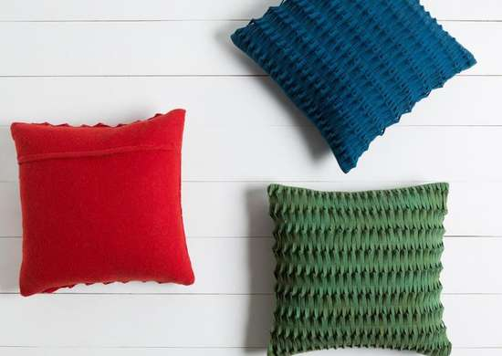 Textured Throws