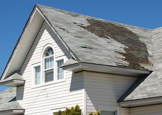 Selling House With Old Roof
