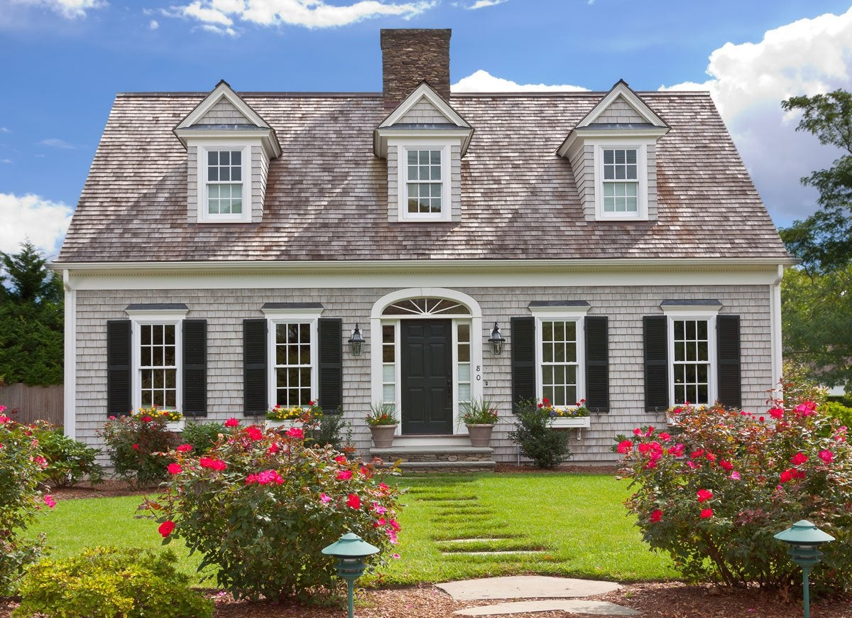 House styles that americans love bob vila - Cape cod style homes ...
