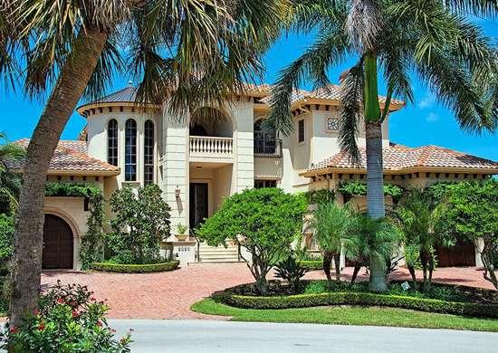 Mediterranean Home Style