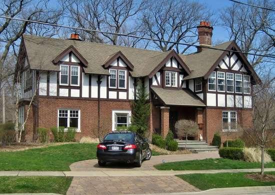 Tudor Revival Homes