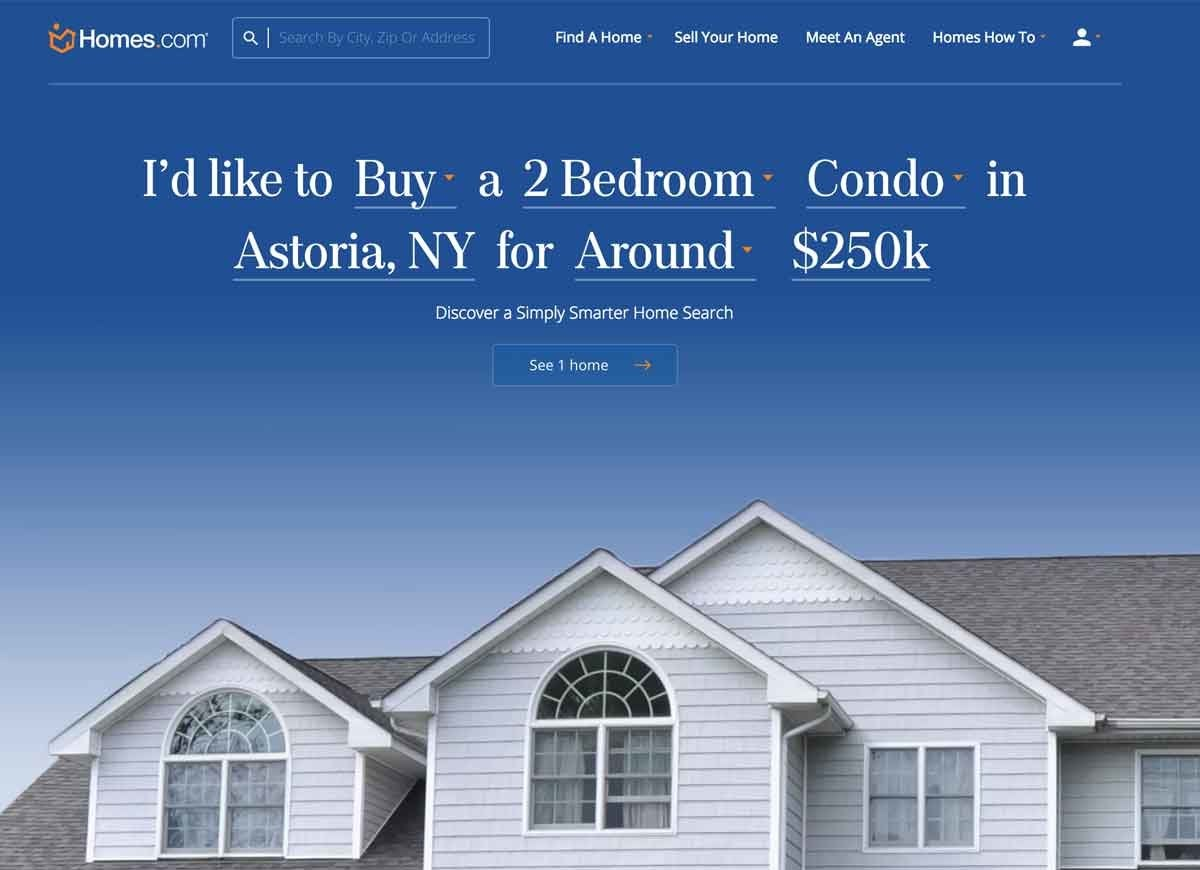 How best to buy a house search independently or through the company 55