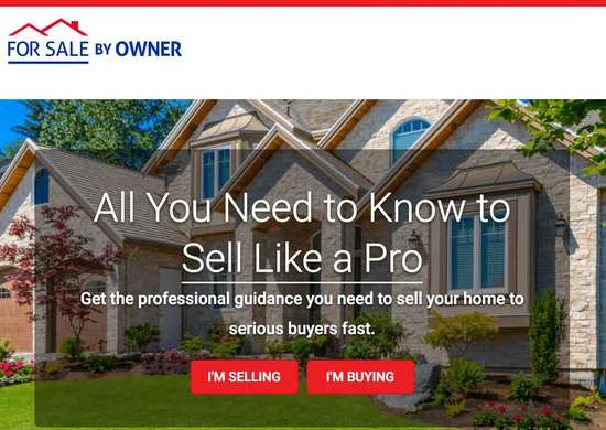 Best Real Estate Website — ForSaleByOwner.com
