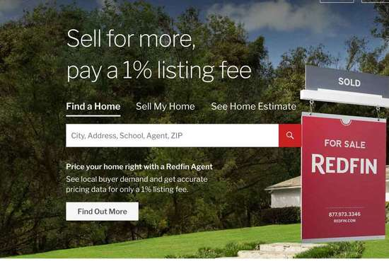 Best Real Estate Website — Redfin