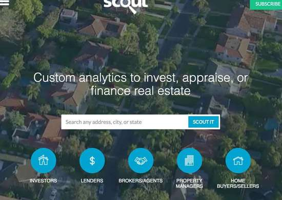 Best Real Estate Website —  NeighborhoodScout